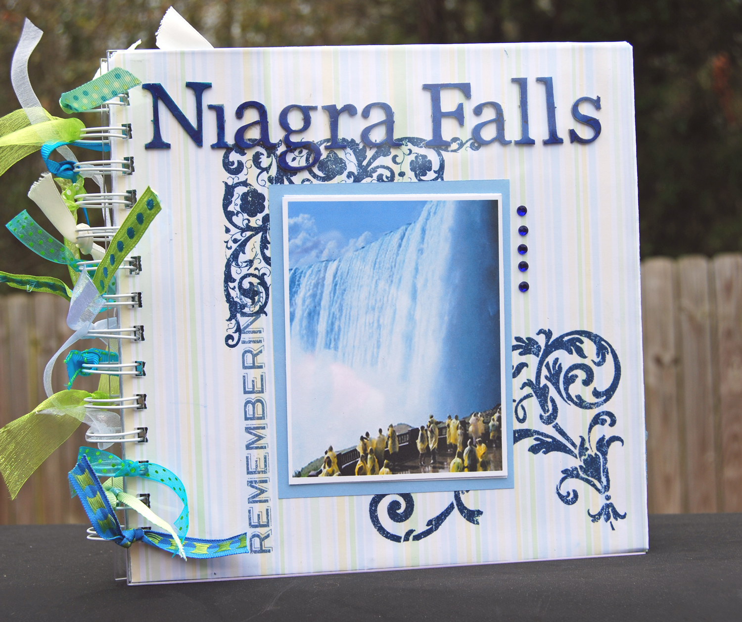 Lessons Learned From A Scrapbooking Novice Seaside Creativity